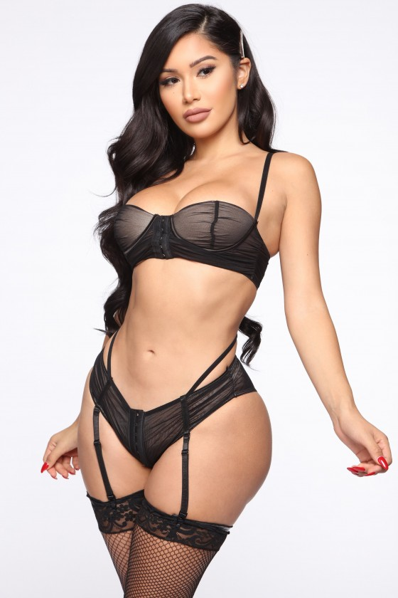 Bold Moves Bra & Panty Set