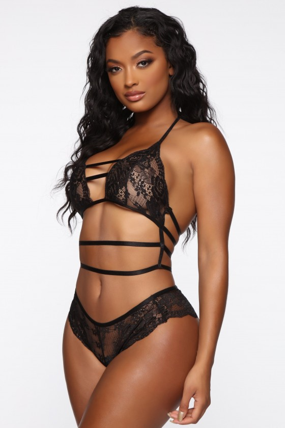 Spice Up The Night Lace Teddy